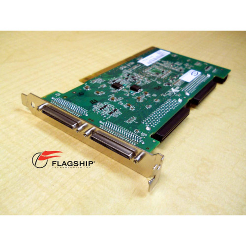 DELL FP874 39320A Dual Channel Pcix Ultra320 Scsi Controller