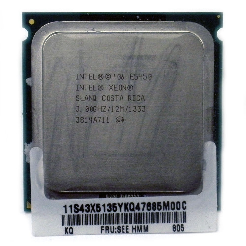 Intel SLANQ Processor 4-Core Xeon E5450 3.0GHz