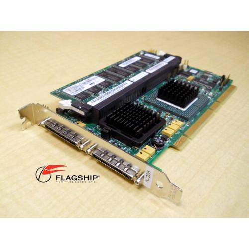 DELL KJ926 PERC 4/DC U320 SCSI RAID 128MB PCI-X w/BATTERY