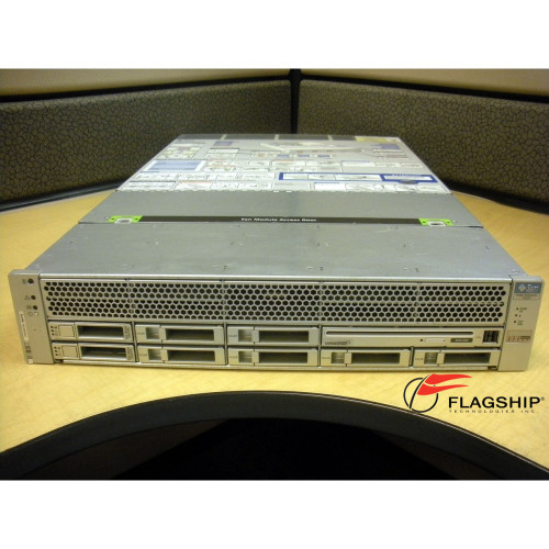 Sun SEDPCFF2Z T5220 1.2GHz 8-Core 32GB 2x 146GB Server