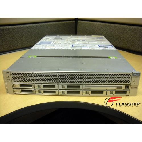 Sun SPARC Enterprise T5220 Server SEDPAAF1Z 1.2GHz 4-Core 4GB 2x 146GB
