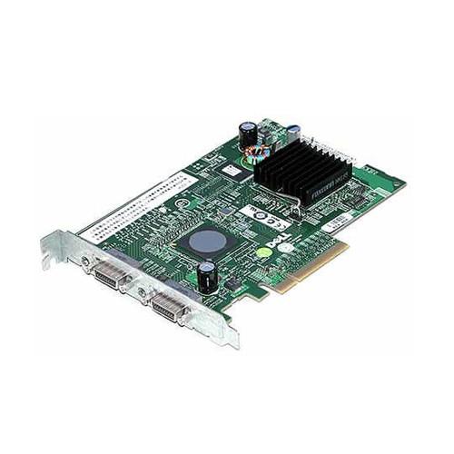 Dell SAS 5/E 8-Port PCIe x8 HBA Controller Adapter Card FD467