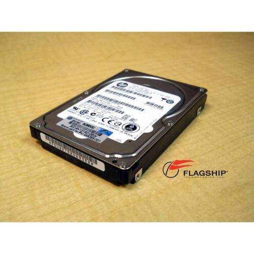 HP 507129-004 300GB 10K SAS 2.5 6G DUAL PORT HARD DRIVE - NO TRAY