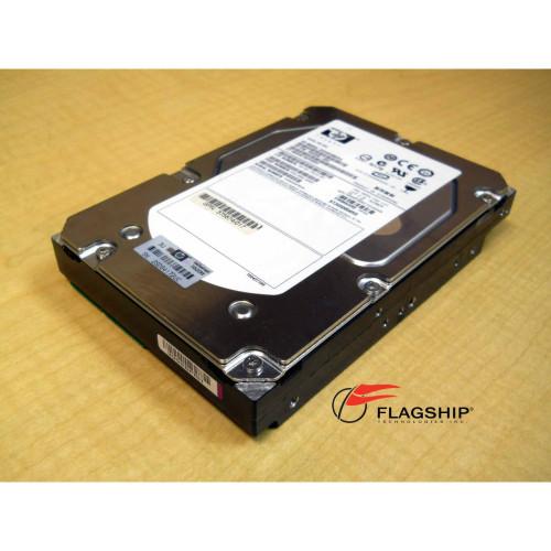 HP 375874-017 450GB 15K SAS 3.5 6G DUAL PORT HARD DRIVE - NO TRAY