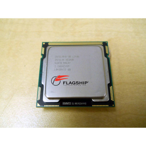 SLBT8 2.26GHZ-4M 2.5GTS DUAL-CORE L3406 CPU