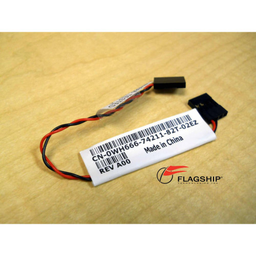 DELL WH666 STATUS LED CABLE PE860/R200 6 INCH