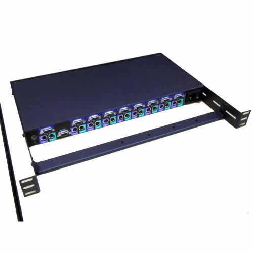 Dell 23EEH KVM Switch 8-Port Rackmount