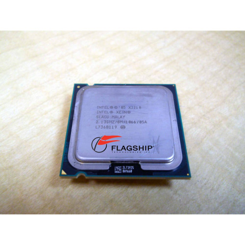 DELL SLACU INTEL X3210 2.13GHZ 8MB QUAD CORE PROCESSOR via Flagship Tech