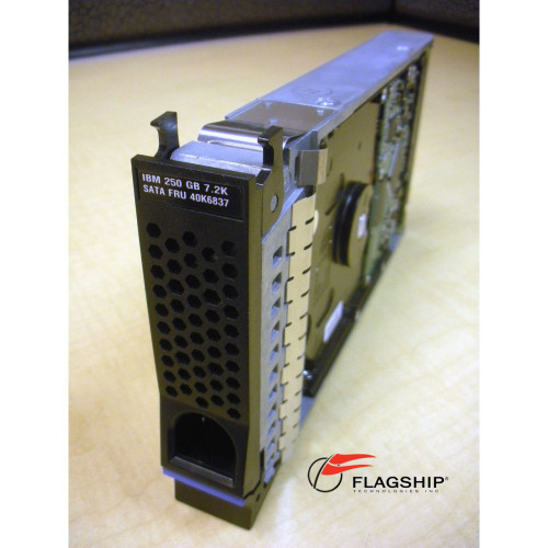 IBM 40K6837 250GB 7.2K SATA Hard Drive 4602 40K6836 90P1350 for DS4000