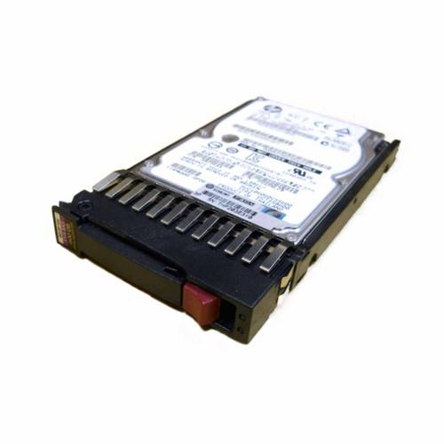 HP AW611A M6625 600GB 6G SAS 10K SFF EVA HARD DRIVE
