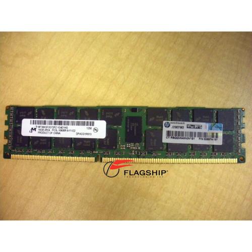 HP 627808-B21 632202-001 16GB (1x 16GB) Memory Kit PC3L-10600R 628974-181