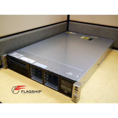 HP Compaq 653200-B21 DL380P G8 8-SFF CTO Server via Flagship Technologies, Inc - Flagship Tec