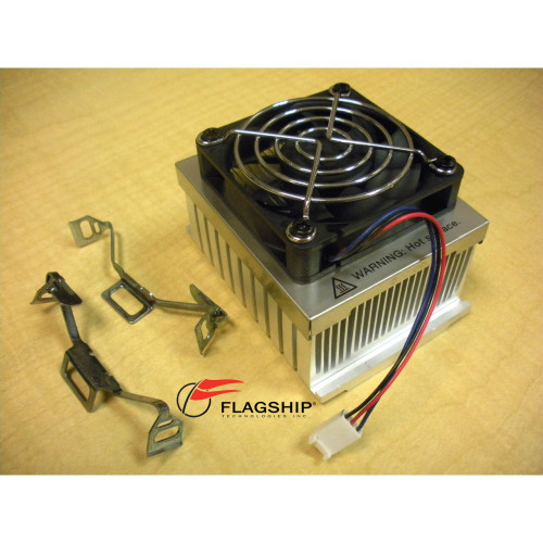 Sun 370-7088 CPU Fan/Heatsink Assembly with Clips for Blade 1500 2500