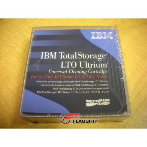 IBM 35L2086 LTO Ultrium Universal Cleaning Cartridge