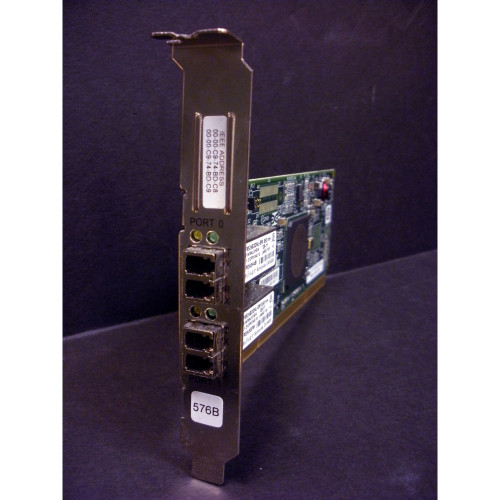 IBM 5749-82XX 00E0808 00E0809 32N1294 576B 2-Port 4Gb FC PCI-X Tape/Disk Adapter via Flagship Tech