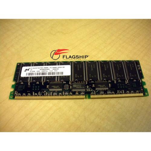 ELL 501JU 512MB PC1600 DDR-200 ECC CL2