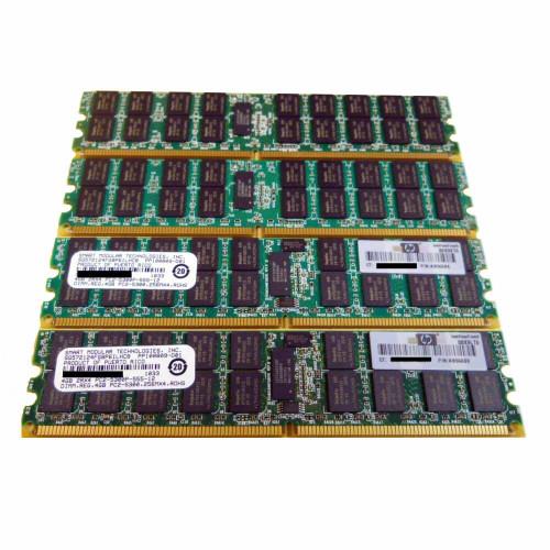 HP AH254A Memory Kit 16 GB DDR2 Registered (4x 4 GB)