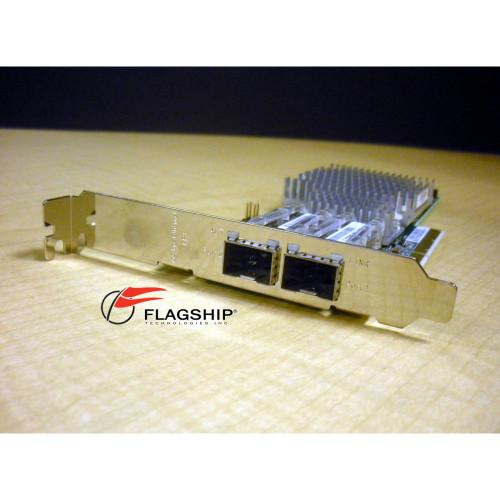 HP 468332-B21 468349-001 10GBE NC522SFP Dual Port PCIe Adapter