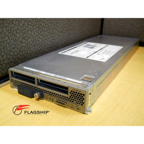 CISCO N20-B6625-1 UCS B200 Blade Server NO CPU, RAM, HDD