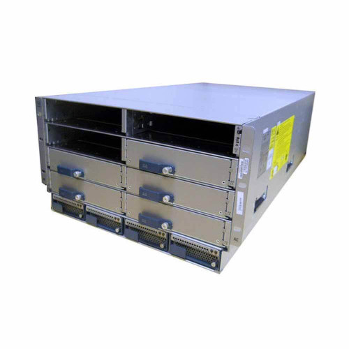 CISCO N20-C6508 UCS 5108 Blade Server Chassis 4x 2500W P/S, 2x 10GB Fabric Ext via Flagship Tech