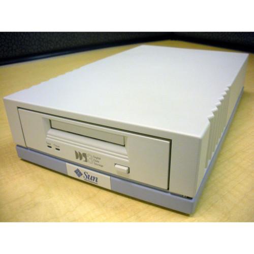Sun SG-XTAP4MM-011A 12/24GB 4mm DDS-3 Ext SCSI Tape Drive UniPack 599-2107 via Flagship Tech