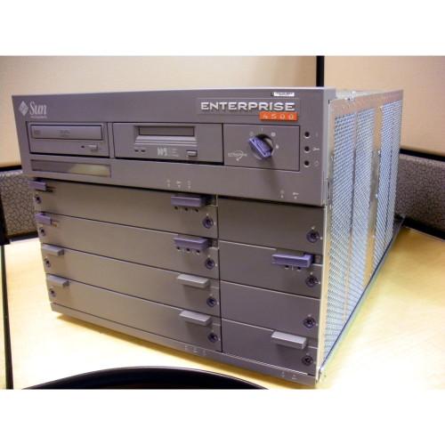 Sun E4500 Base 0x0 Server via Flagship Tech