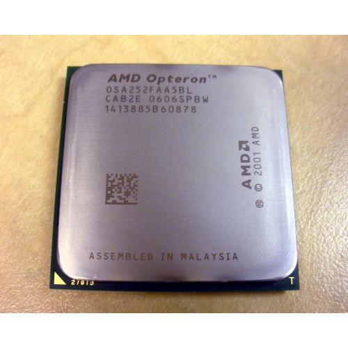 Sun 370-7937 AMD Opteron 252 2.6GHz Processor via Flagship Tech