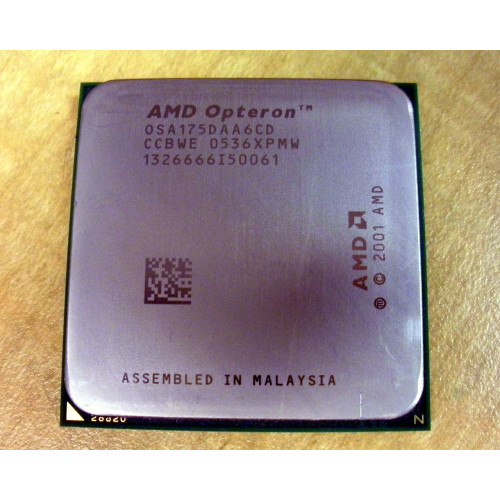 Sun 371-0735 AMD Opteron 175 Dual Core 2.2GHz Processor via Flagship Tech