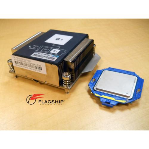 HP 662066-L21 670526-001 BL460c Gen8 Intel Xeon E5-2650 2.0 GHz 20MB 8-Core Processor Kit via Flagship Tech