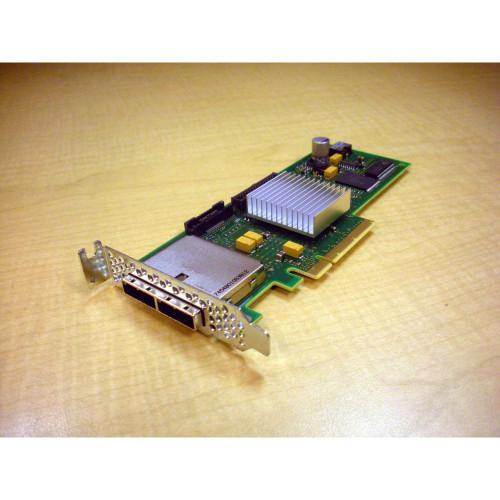 IBM 5278-8231 SAS Adapter 3GB Dual x4 PCI Express PCIe x8 Tape/Disk via Flagship Tech