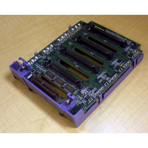 Sun 501-6335 4 Slot SCSI V440 Hard Drive Backplane via Flagship Tech