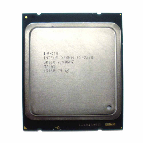 Intel SR0L0 Processor 8-Core Xeon E5-2690