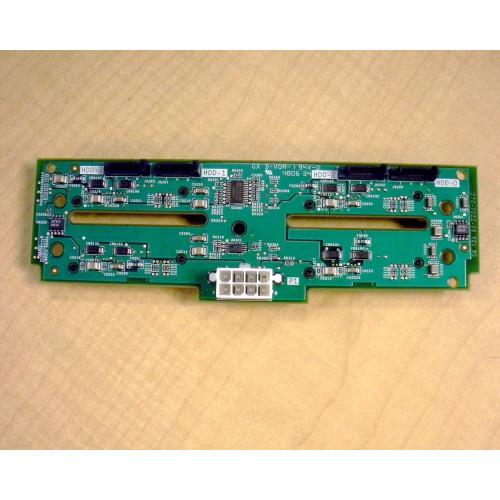 Sun 501-7503 4-Slot Disk Backplane via Flagship Tech