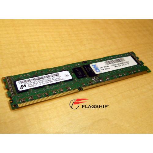 IBM 49Y1443 2GB 2Rx8 DIMM PC3-10600R DDR3