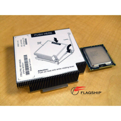 IBM 59Y4001 X3550 M3 E5503 2C 2.0GHZ PROCESSOR