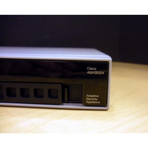 Cisco ASA5512-K9 ASA 5512-X Firewall Edition