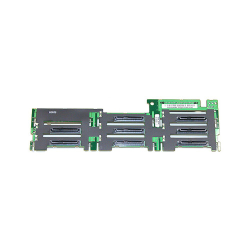 Dell PowerEdge 2950 2.5x8 SAS/SATA Hard Drive Backplane DY037