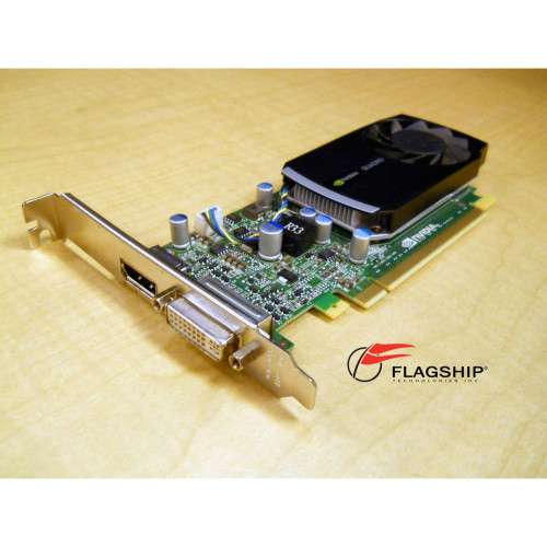 HP LD542AA 645557-001 NVIDIA Quadro 400 512MB PCIe Graphics Card via Flagship Tech