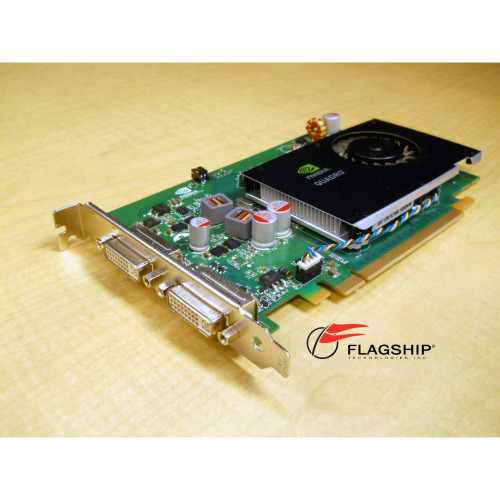 HP NB769AA 519294-001 NVIDIA Quadro FX380 256MB PCIe Graphics Card