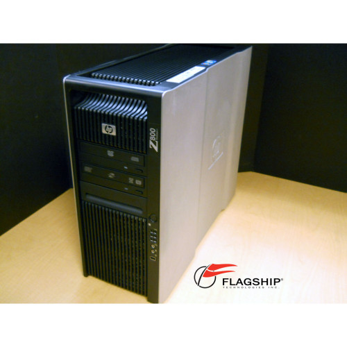 HP FX825AV Z800 Workstation X5670 2P 8GB 2x1TB FX380 DVDRW via Flagship Tech