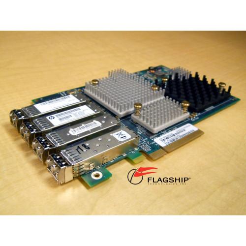 HP 657903-001 3PAR P10000 4-PORT 8GB Fiber Channel ADAPTER