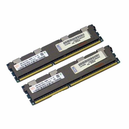 IBM EM32 32GB (2x 16GB) DDR3 Memory Kit for Power7 78P0639