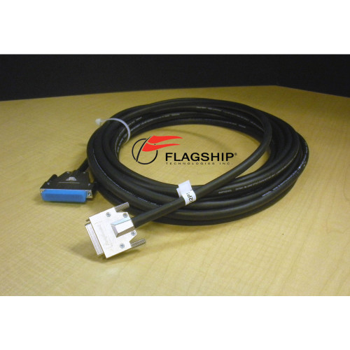 Sun X3831A SCSI 68-68 VHDC 10 meter Cable via Flagship Tech
