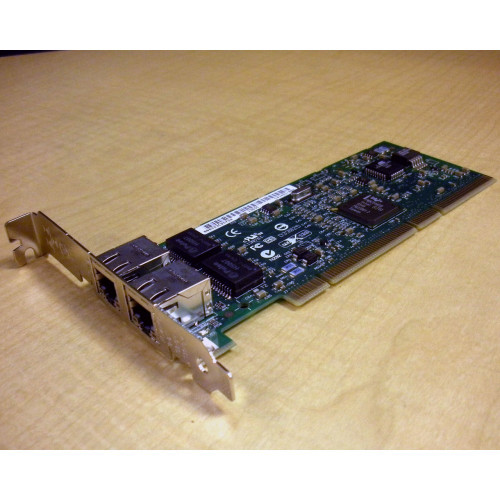 Sun X9272A PCI-X Dual GIGABIT Ethernet Adapter 370-6687 via Flagship Tech