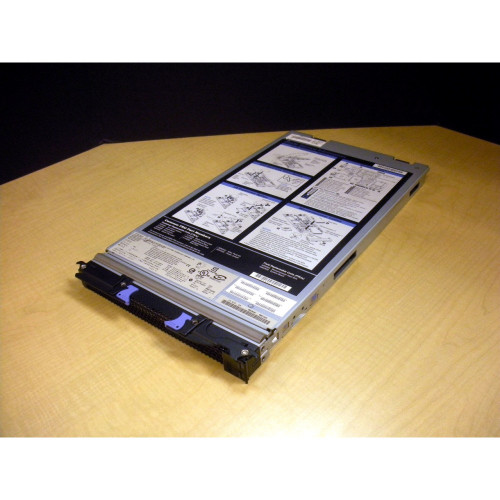 IBM 8853-G4U HS21 Blade Quad Core E5430 2.66GHz 1333MHz 12MB 43W6100 via Flagship Tech