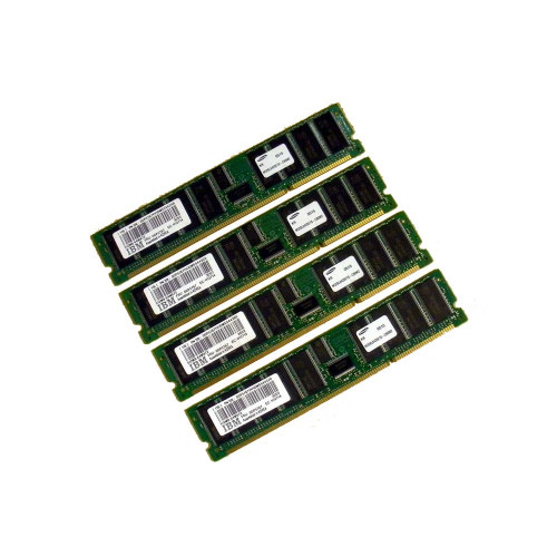IBM 4447-701X 2gb 4x 512mb Dimm Memory Kit