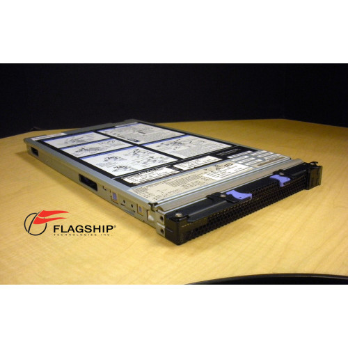 IBM 8853-G6U HS21 QC E5450 3.0Ghz 1333 12MB 2GB