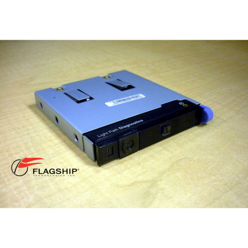 IBM 44E4372 X3550 M2 Operator Information Panel 46M2302 46D0326