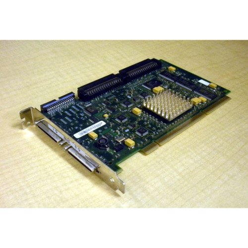 IBM 97P6513 PCI-X Dual Channel Ultra320 Adapter 39J4732 Sub 5702-9406