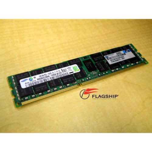 HP 627812-B21 16GB 2RX4 PC3L-10600R-9 MEMORY (1X16GB)